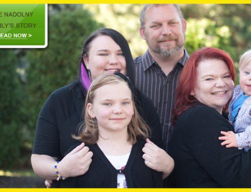 The Nadolny Family
